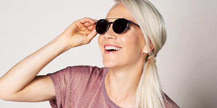 Aurinkolasit vahvuuksilla kaupan päälle, kun ostat silmälasit