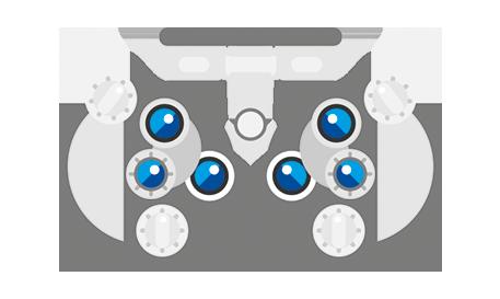 Näe hyvin - Suuri silmien terveyspäivä - Mitä optikon näöntutkimuksessa tehdään?