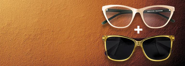 NYT kahdet design-silmälasit yht. alk. 99 €