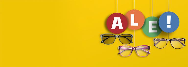 ALE! Myös kahdet design-silmälasit yht. 99 €